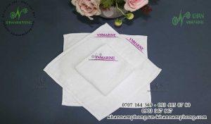 Khăn tay Spa chất liệu Cotton